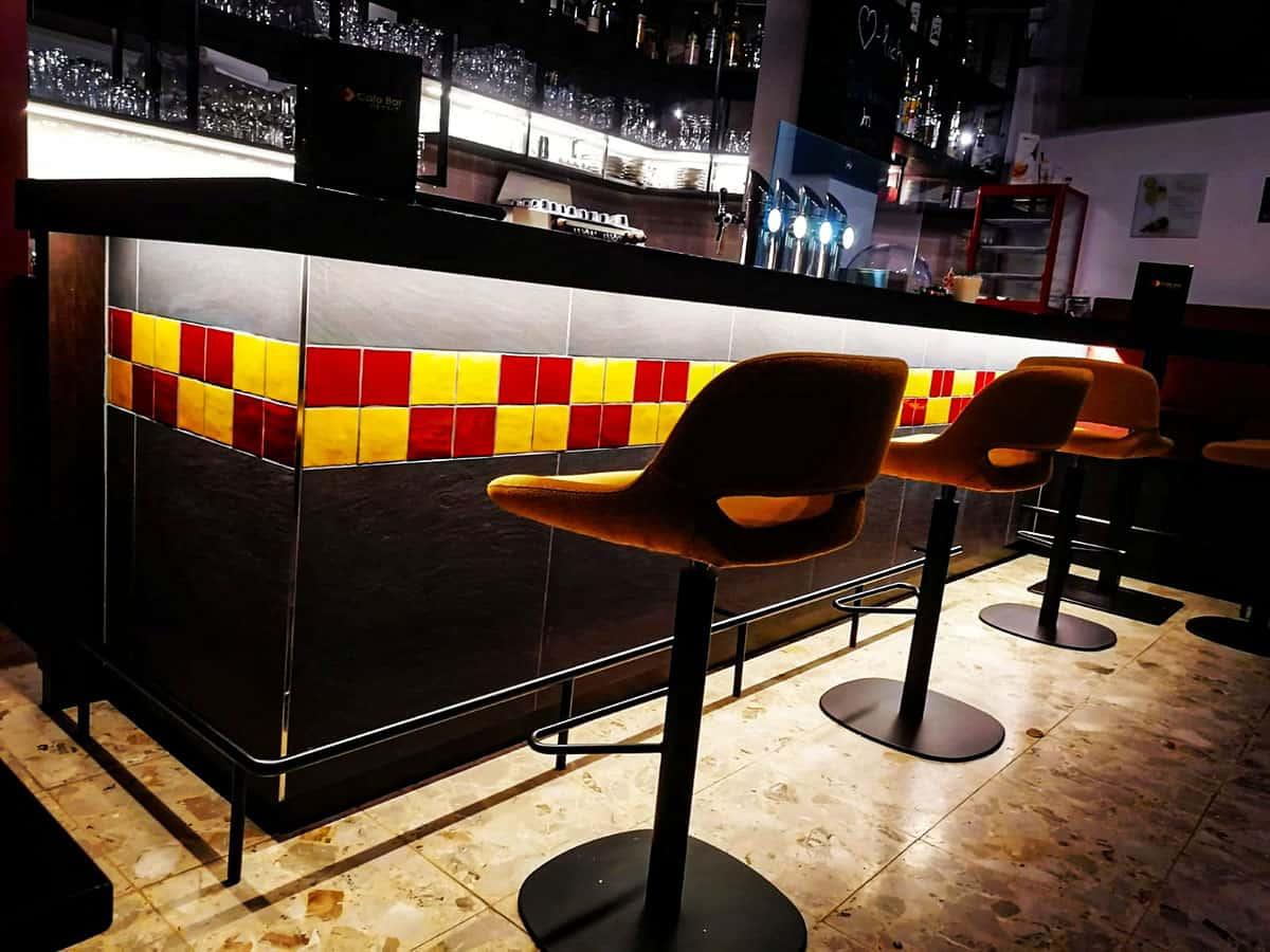 Cafe Bar Depot Innenansicht
